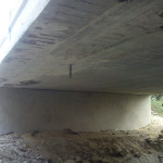 Naprawa ustroju nośnego mostu