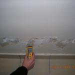 Pomiary wilgotności ściany