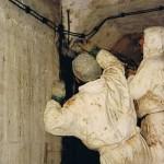 Uszczelnianie galerii w hydroelektrowni